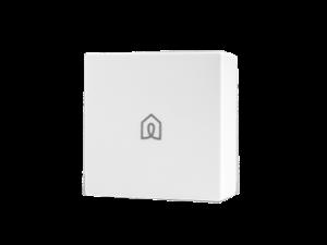 Lifesmart White Cube Clicker Trigger Button Smart Home Device