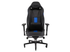 Corsair T2 Road Warrior Black & Blue Gaming Chair