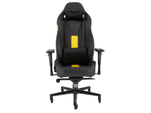 Corsair T2 Road Warrior Black & Yellow Gaming Chair