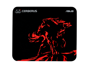 Asus Cerberus Mat Mini Black & Red Gaming Mouse Pad