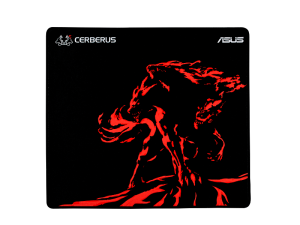 Asus Cerberus Mat Plus Black & Red Gaming Mouse Pad