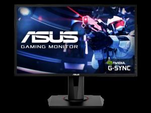 Asus VG248QG 24'' FHD (1920 x 1080) 165Hz 0.5ms G-Sync Adaptive-Sync/FreeSync Black Gaming Monitor