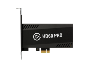 Corsair Elgato HD60 Pro PCIe x1 Black Capture Card