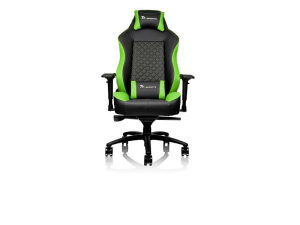Thermaltake GT Comfort Black & Green Ergonomic Reclining Gaming Chair