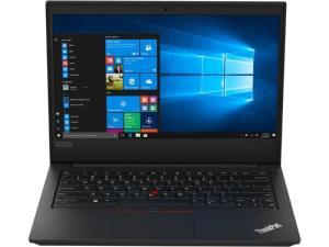Lenovo ThinkPad E490 Intel Core i5-8265U 1.60GHz 14'' Full HD (1920x1080) 8GB DDR4-2133MHz 256GB SSD Notebook - 20N8000RZA