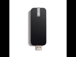 TP-Link Archer T4U AC1300 Wireless Dual Band Black USB Adapter