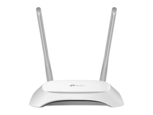 TP-Link TL-WR840N 300Mbps Wireless N Speed White & Grey Router