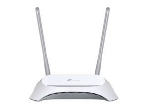 TP-Link TL-MR3420 3G/4G White & Grey Wireless N Router