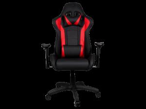 Cooler Master Caliber R1 Ergonomic Reclining Black & Red Gaming Chair