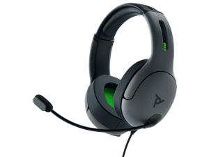 PDP Gaming LVL40 Xbox One Black & Green Wired Stereo Headset