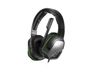 PDP Afterglow LVL 3 Xbox One Black & Green Wired Headset