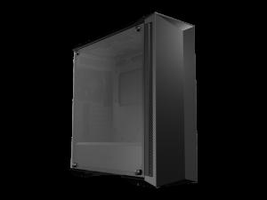 MSI MPG Gungnir 100P Tempered Glass Mid Tower Black Desktop PC Case