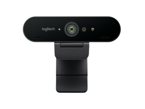 Logitech Brio UHD Black USB Webcam