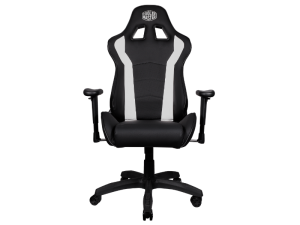 Cooler Master Caliber R1 Reclining Ergonomic Black & White Gaming Chair
