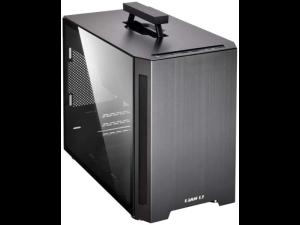 Lian-Li TU150 Tempered Glass Black Mini-ITX Desktop PC Case