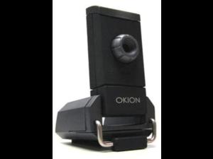 Okion Observer SD (640 x 480) Black USB 2.0 Webcam