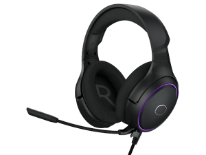 Cooler Master MasterPulse MH650 7.1 Virtual Surround Sound RGB Black Wired Gaming Headset
