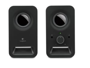 Logitech Z150 Stereo Compact Black PC Speakers