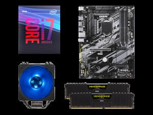 Warp Upgrade Kit Intel i7-9700K, Gigabyte Z390 UD, Corsair 16GB DDR4-2666MHz RAM Upgrade Kit