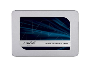 Crucial MX500 500GB SATA 2.5'' Solid State Drive