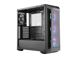 Cooler Master MasterBox MB530P Tempered Glass Black Mid Tower Desktop PC Case