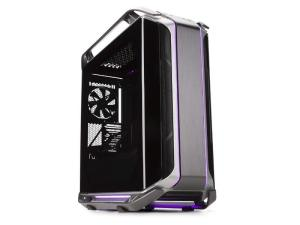 Cooler Master Cosmos C700M Curved Tempered Glass Full Tower Desktop PC Case