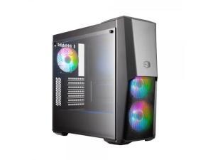 Cooler Master MasterBox MB500 ARGB Mid-Tower Desktop PC Case