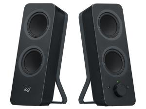 Logitech Z207 2.0 Stereo Bluetooth Speakers