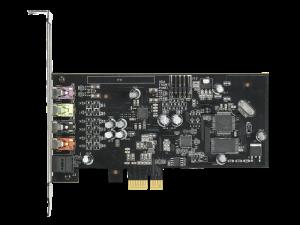 Asus Xonar SE 5.1 Surround PCIe Sound Card