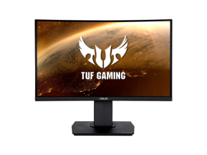 ASUS VG24VQ TUF 23.6'' Curved, 144Hz, FHD, 1ms, FreeSync Gaming Monitor