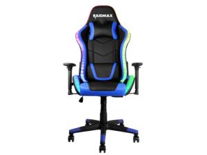 Raidmax DK925 ARGB Black & Blue Reclining Gaming Chair