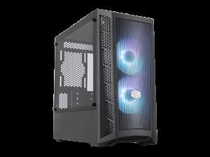 Cooler Master MB311L ARGB TG Airflow Micro-ATX Desktop PC Case
