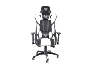 Rogueware Formula Series Black & White Gaming Chair