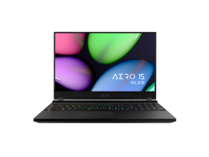 Gigabyte Aero 15 OLED - i7-10875H, 16GB, RTX 2070 Super, 512GB SSD, 15.6'' 4K UHD, Windows 10 Pro Laptop
