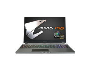 Gigabyte Aorus 15G - i7-10750H, 16GB, RTX 2060, 512GB SSD, 15.6'' FHD 144Hz, Windows 10 Home Laptop