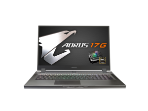 Gigabyte Aorus 17G - i7-10875H, 16GB, RTX 2070 Super, 512GB SSD, 17.3'' FHD 300Hz, Windows 10 Home Laptop