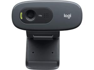Logitech C270 720p HD Video Webcam