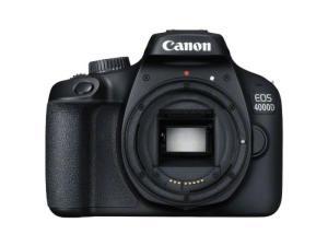 Canon EOS 4000D Black Body Camera