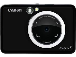 Canon Zoemini S Instant Matt Black Camera Printer