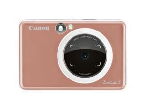 Canon Zoemini S Instant Rose Gold Camera Printer