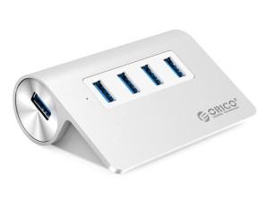 Orico 4 Port USB3.0 HUB Aluminium