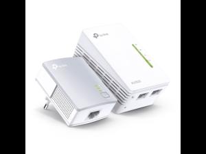TP-Link 300Mbps AV600 WiFi Powerline Extender Starter Kit