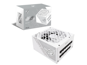 Asus ROG Strix 850W White Edition Gold Rated Fully Modular ATX Desktop Power Supply