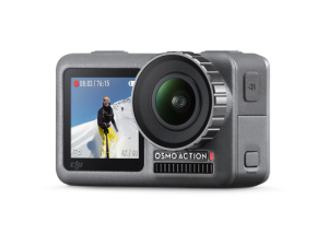 DJI Osmo Action 4K Camera with RockSteady Image Stabilisation