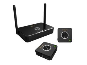 QUATTROPOD Wireless Casting Pack (1 x Transmitter|1 x Receiver)