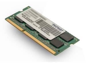 Patriot Signature Line 4GB DDR3 1600MHz SO-DIMM Dual Rank