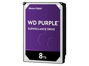 WD Purple 8TB 3.5'' Surveillance Hard Drive