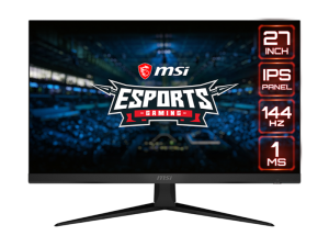 MSI Optix G271 27'' 1080p 144Hz IPS 1ms FreeSync Gaming Monitor