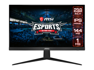 MSI Optix G241 24'' 1080p 144Hz 1ms IPS FreeSync Gaming Monitor