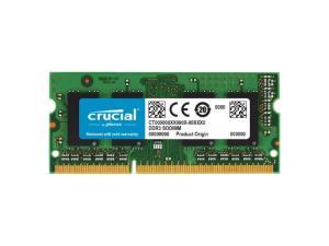 Crucial Mac 4GB DDR3 1066MHz SO-DIMM